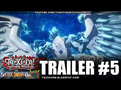 Trailer #5 Yu-Gi-Oh! The Dark Side of Dimensions SUB ESP por TOXICO.SM