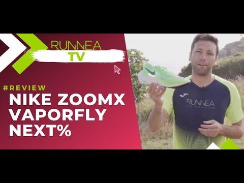 Nike ZoomX Vaporfly Next % ? ¿Son adecuadas para ti?