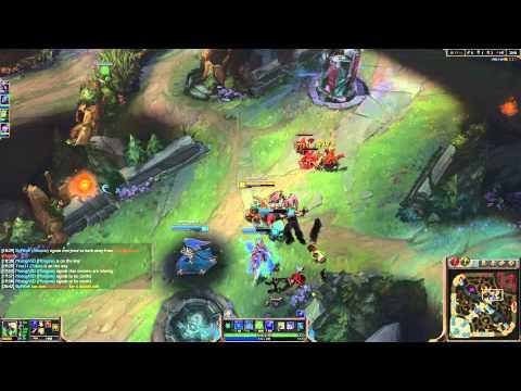League Of Legends - Twitch Magyar Kommentár