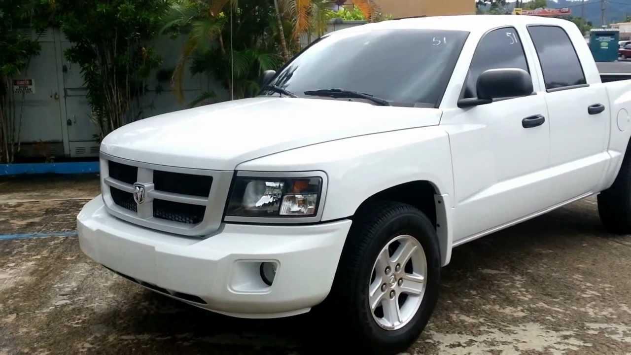 Dodge dakota 2011