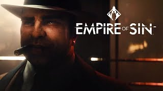 Empire of Sin - Official Announcement Trailer | E3 2019