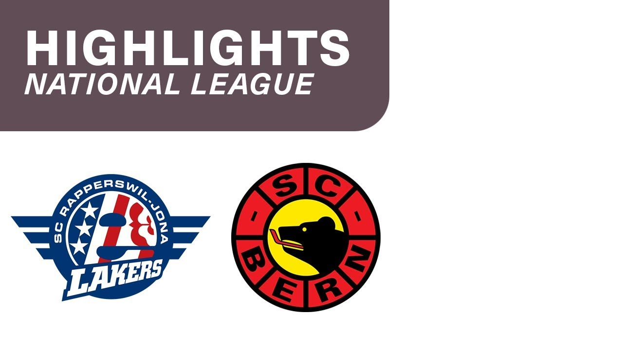 SCRJ Lakers vs. Bern 1:5 - Highlights National League