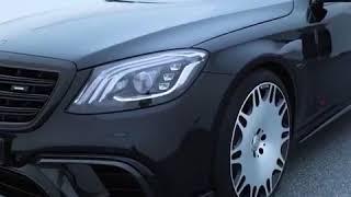 New Mercedes BRABUS Biturbo 800 HP review 2018