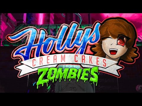 HOLLY'S CREAM CAKE FACTORY (Black Ops 3 Custom Zombies)
