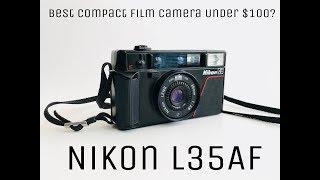 Video Best Point & Shoot Under $100? - Nikon L35AF (Shooting + First Impressions) download MP3, 3GP, MP4, WEBM, AVI, FLV Juli 2018