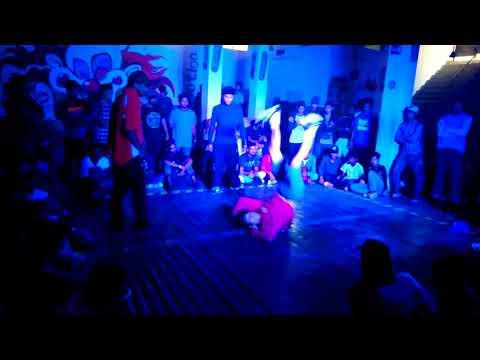 Delhi hiphop meet Underground jam