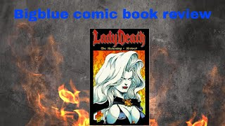 BigBlue comic book review: Lady Death the reckoning