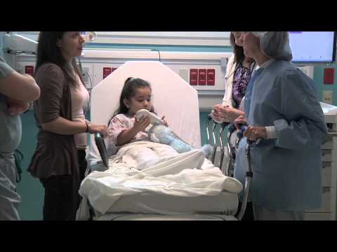 The Day Of The Procedure (Preparing Your Child For Surgery)