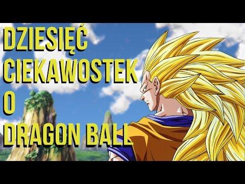 10 CIEKAWOSTEK O DRAGON BALL