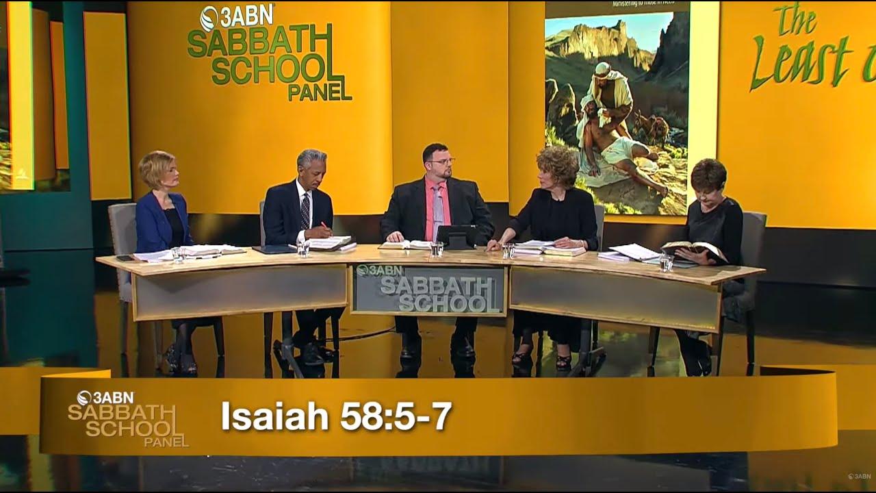 "Lesson 6: ""Worship the Creator"" - 3ABN Sabbath School Panel - Q3 2019"