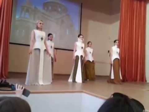 Дизайн одежды для девочек. Учимся создавать красивый образ. 2 часть.