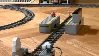 Lego Train Wars
