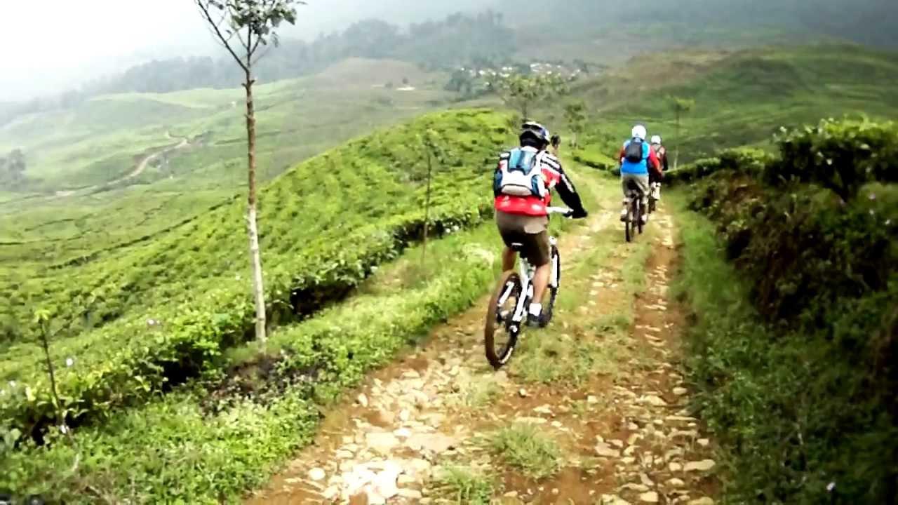 Video Trek Telaga Warna 5 Sepeda Gunung Goesbike Com Youtube