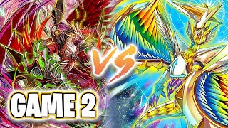 Dragonblood Sect Vs Astrodragons GAME 2 Future Card Buddyfight