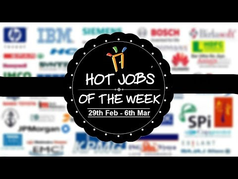 Freshersworld Hot Jobs Of The Week-(Feb-29th To Mar-6th)- IASRI, Compassites, Godrej Infotech, BEL