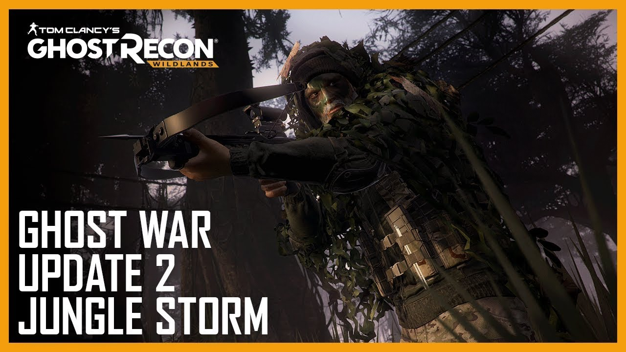 Tom Clancy's Ghost Recon Wildlands: Ghost War – Update #2 – Jungle Storm | Ubisoft [NA]