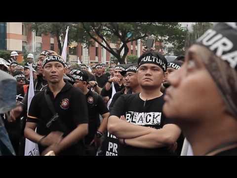 Demo SP Danamon 28 Oktober 2016