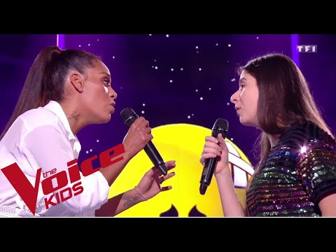 Alain Souchon - Allo Maman Bobo | Amel Bent et X | The Voice Kids France 2018 | Finale