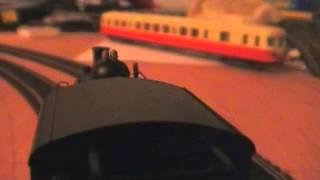 Trains miniatures - Premiers tours de roues sur le réseau Sudalissant