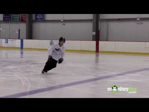 The Forward Crossover of Hockey Powerskating