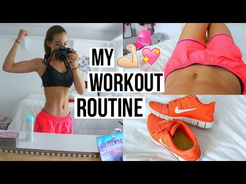 HOW TO BE HEALTHY | Workout Routine