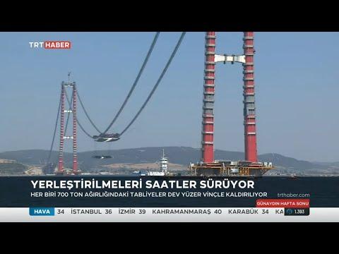 1915 Çanakkale Köprüsü 31.07.2021 TURKEY