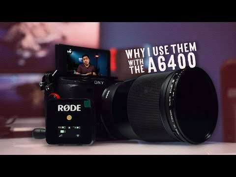 My Sony a6400 Video Setup & Accessories