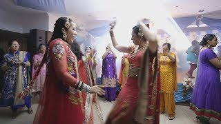 Punjabi Wedding \\ Deeppal + Harbinder (Maiya & Sangeet)