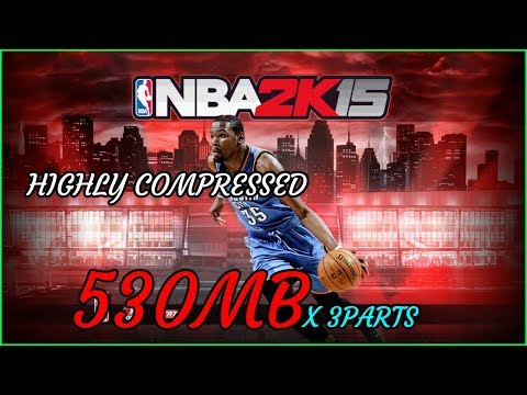 [530MB]NBA 2K15 For Android In Highly Compressed Version