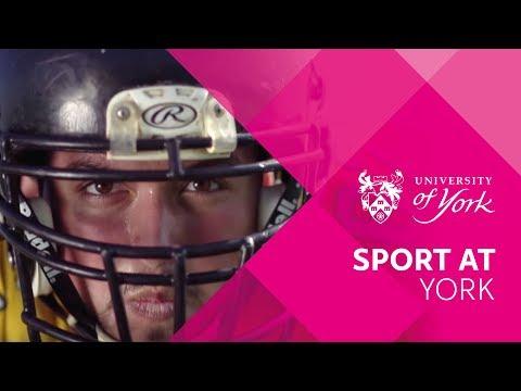 Sport at the University of York