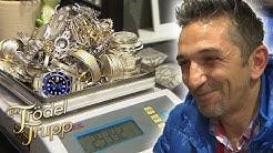 Tresor geöffnet: Mauro findet eine Rolex, Gold und  Silber |Der Trödeltrupp