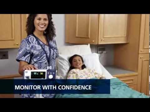 Nellcor Bedside SpO2 Monitor Overview