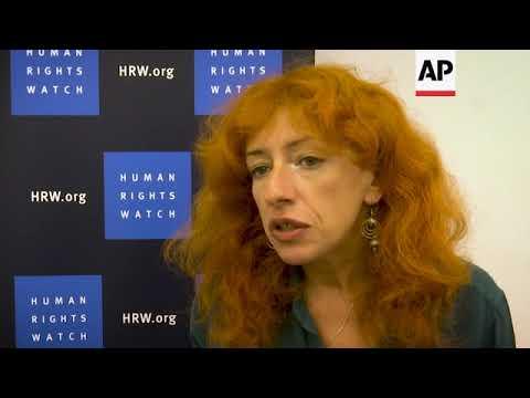 Russia Human Rights Watch reacts as Ukrainian filmmaker wins EU prize