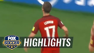 USA vs. Saudi Arabia | U-20 WORLD CUP HIGHLIGHTS
