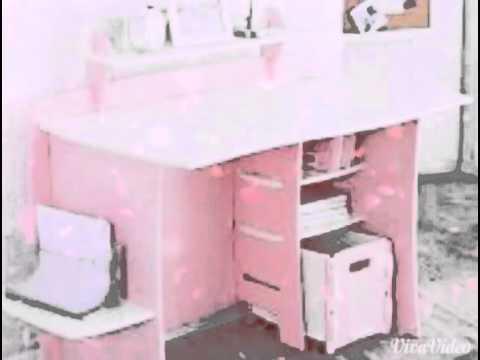 ديكورات غرف نوم للبنات جميلة جدا       YouTube