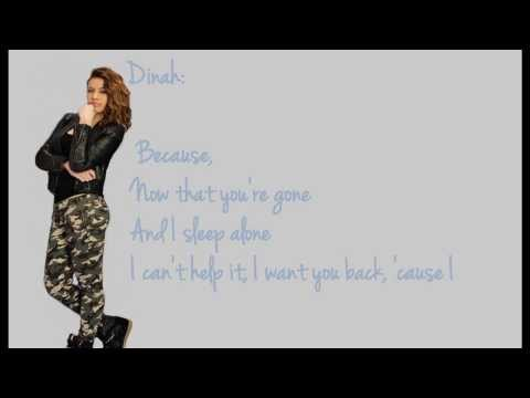 Fifth Harmony - Better Together (lyrics on screen)