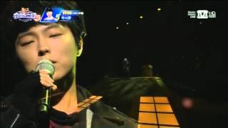 [슈퍼스타K5 12회 생방송 무대] 박시환 - 발걸음 (에메랄드 캐슬)