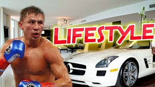Gennady Golovkin Lifestyle, Biography, Income, Car, House, Net Worth, Salary, Wife and Family Photos