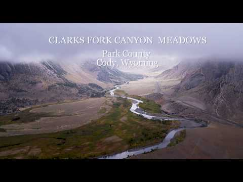 Wyoming Ranch Properties For Sale  - Beautiful River Property For Sale Near Cody, Wyoming
