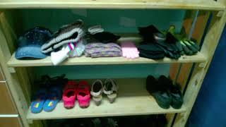 Шкаф/сушилка для одежды и обуви. Как сделал.