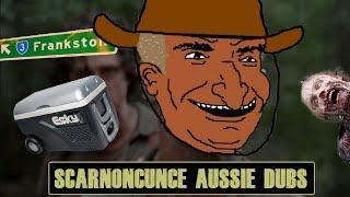 The Walking Dead, but it's the Australian Dub