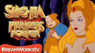 The Enchanted Castle | SHE-RA: PRINCESS OF POWER