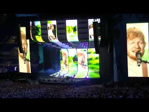 Ed Sheeran - Live @ Roma Stadio Olimpico 16.06.2019 FULL CONCERT