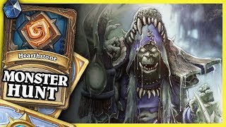 PLAN: ZNISZCZ BROŃ - Hearthstone Monster Hunt