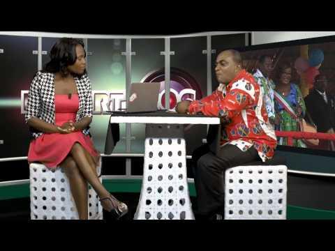 Guinea Ecuatorial Asonga REPORTEROS PRIMERA JIRA DE JERONIMO  OSA OSA EKORO PDGE.  ASONGA TV