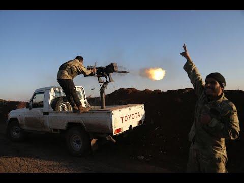 انسحاب الجيش الروسي من منطقة عفرين بعد انطلاق الحملة التركية  - نشر قبل 6 ساعة