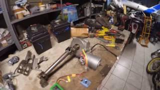 teste du moteur brushless direction assisté renault part 1