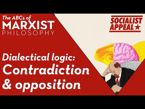 Dialectical logic: contradiction and opposition
