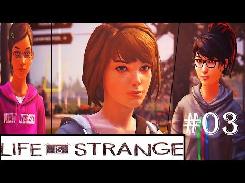 Life is Strange Episode 1 - Part 3 - Wandering Around Campus