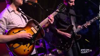Aidan Knight + Louis-Jean Cormier : Knitting Something Nice For You